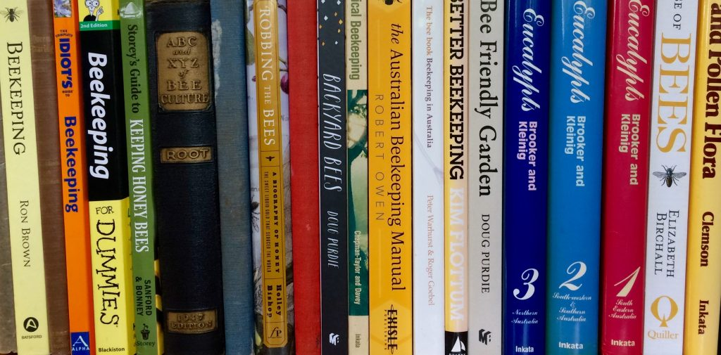 more beekeeping books