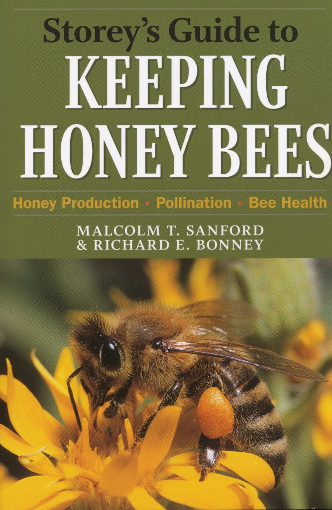 Storey's Guide to Keeping Honeybees