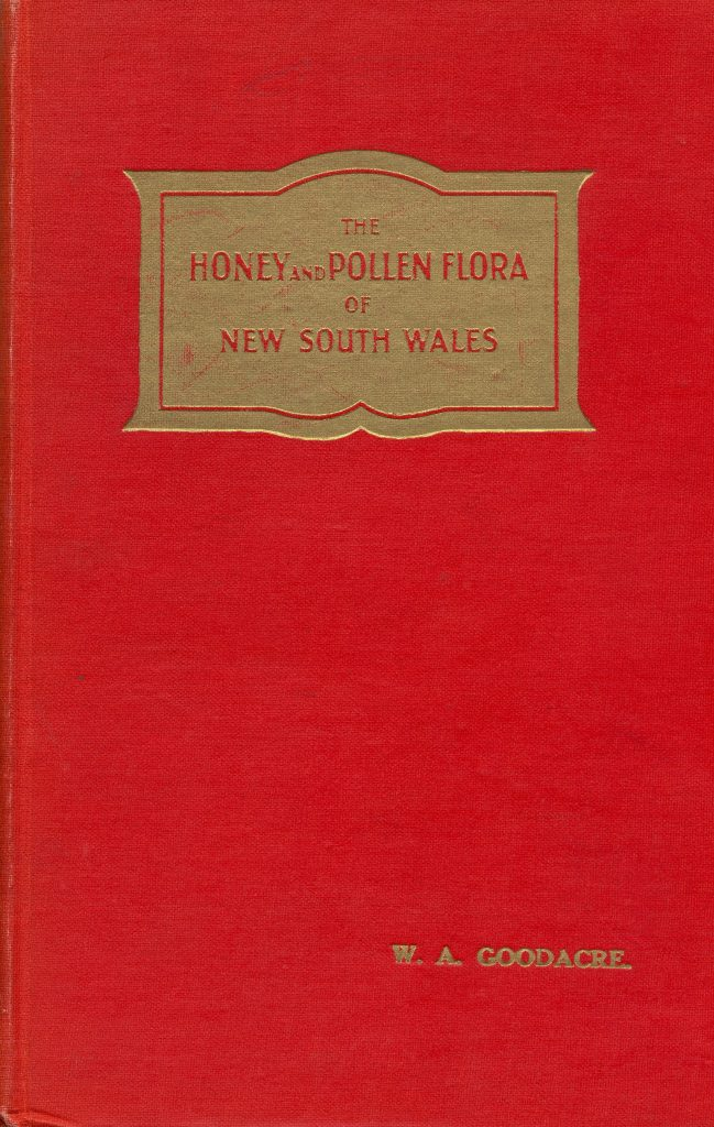 the honey and pollen flora of new south wales